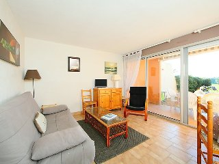 Apartment in Agde with Parking, Terrace, Garden (95885) - Agde vacation rentals
