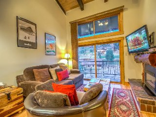 Great Top Floor Unit With Mountain Views - Steamboat Springs vacation rentals