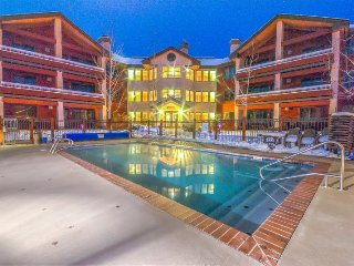 Top Floor Condo, Fantastic Amenities - Steamboat Springs vacation rentals