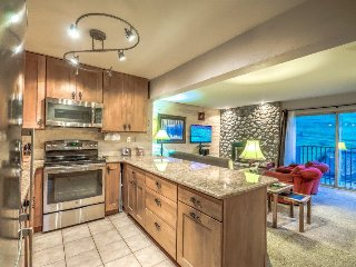 The Ultimate Ski-in Condo, Beautifully Upgraded 2BD/2BA Steamboat Springs - United States vacation rentals