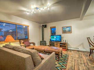 Beauty In The Heart Of Downtown - Steamboat Springs vacation rentals