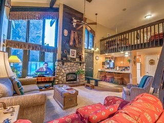 Great Ski Condo, Space, Location, Amenities and Value - Steamboat Springs vacation rentals