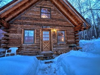 Historical Cabin In Strawberry Park - Steamboat Springs vacation rentals