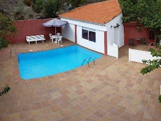Casa rural en Hoya de Tunte. Vivienda 4 - Santa Lucia vacation rentals