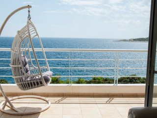 Beautiful quiet seaside house in Marathon - 50 meters from the sea - Nea Makri vacation rentals
