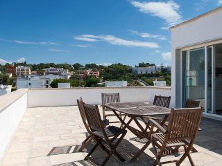 357 Sea Front Penthouse in S. M. al Bagno Gallipoli - Santa Maria al Bagno vacation rentals