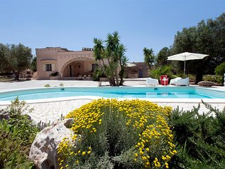 373 Villa with Pool in Casarano Gallipoli - Casarano vacation rentals