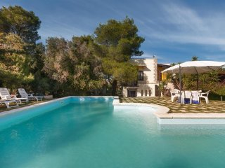 538 Villa with Pool in Matino Gallipoli - Parabita vacation rentals