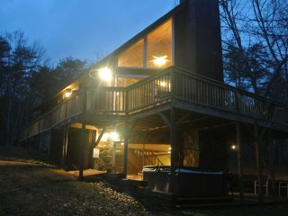 Aunt B's Retreat - 2 1/2 acres of privacy! - Helen vacation rentals