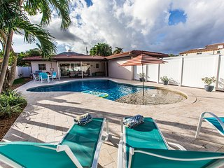 Hammock Beach House w Private Pool Steps to Beach - Deerfield Beach vacation rentals