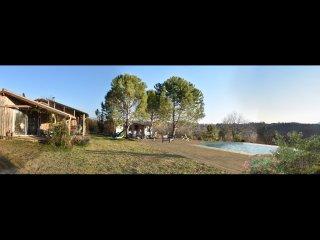 """""""La Bonne Etoile"""" Maison Bois en Périgord Noir - Veyrines-De-Domme vacation rentals"""