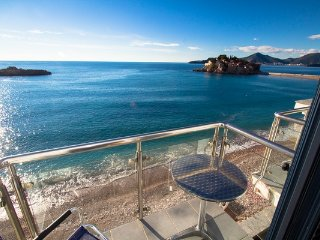 Amazing apartment on the sea foam,Sveti Stefan #BA - Sveti Stefan vacation rentals