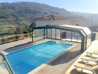 Ruralva - Vila with private swimmingpool - Oliveira do Hospital vacation rentals