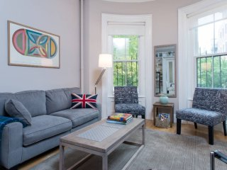 Elegant new renovation of a historic brownstone on a prime South End  street - Boston vacation rentals