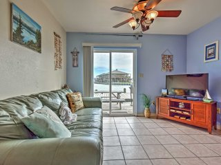 NEW! Canalfront 1BR Rockport Cottage w/Gulf Views - Rockport vacation rentals