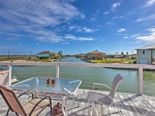 NEW! Waterfront 3BR Rockport House w/ Hot Tub - Rockport vacation rentals