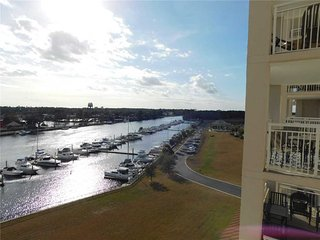 Yacht Club Villas #2-802 - North Myrtle Beach vacation rentals