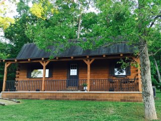 Beautiful Cabin with Internet Access and A/C - Cherokee Village vacation rentals