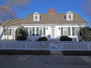 Beautiful In-town Edgartown Home Close to Fuller Street Beach - Edgartown vacation rentals