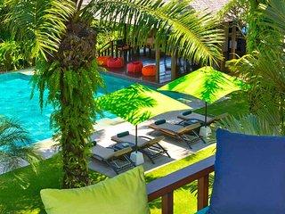 Garden & Pool View, Beside The Beach - MV020 - Thailand vacation rentals