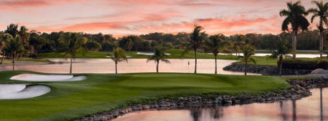 Messina Golf Condo at the Lely Resort - Naples Florida Vacation Homes - Popular Vacation Rental: Nestled Between Flamingo and Mustang Golf Course! - Messina 2nd Floor Golf Condo at the Lely Resort - Naples - rentals