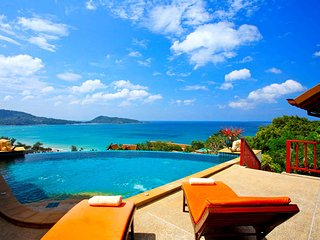 Panoramic Sea View, Beside The Beach - OR02 - Patong vacation rentals