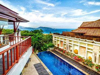 Garden & Pool View, Beside The Beach - OR13 - Patong vacation rentals