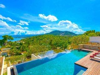 Panoramic Sea View, Beside The Beach - SJ15 - Choeng Mon vacation rentals