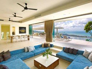 Spacious 5 bedroom Ban Bang Chakreng Villa with Internet Access - Ban Bang Chakreng vacation rentals