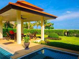 Charming Villa with Wireless Internet and Shared Outdoor Pool - Laem Set vacation rentals
