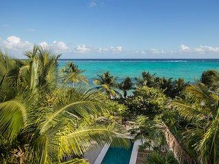 Villa La Semilla - Fully Staffed Beach Haven Just Outside Tulum with Chef! - Puerto Morelos vacation rentals