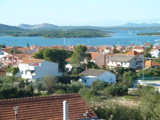 Holiday Home Stonehouse - Two Bedroom House with Terrace and Sea View - Murter vacation rentals