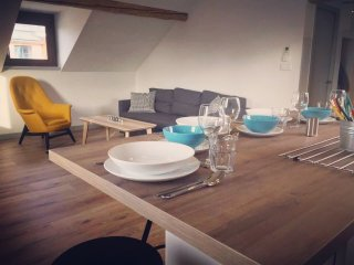 Nice Condo with Housekeeping Included and Television - Amphion Les Bains vacation rentals