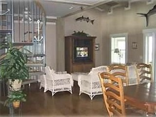 Oceanfront Timber-Frame Home - Bald Head Island vacation rentals