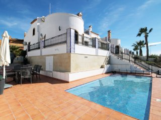 LF11 Three Bedroom detached Villa with Salt Water Pool - Algorfa vacation rentals