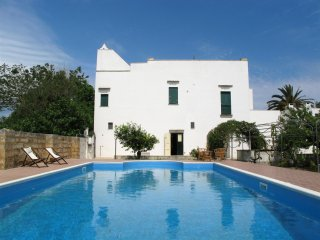 324 Villa with Pool in Melissano Gallipoli - Melissano vacation rentals