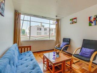 2 bedroom Apartment with Balcony in Vina del Mar - Vina del Mar vacation rentals