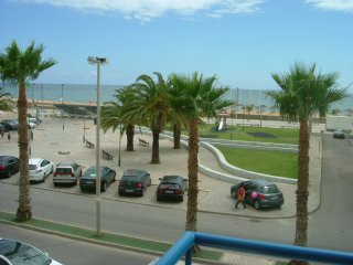 BBQ and Terrace, by the sea shore! - Quarteira vacation rentals