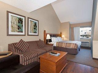 Studio + Loft | Blackcomb Lodge, Whistler - Whistler vacation rentals