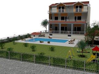 Villa S&B Matijas - Apartment A5 (4+2) - Marina vacation rentals