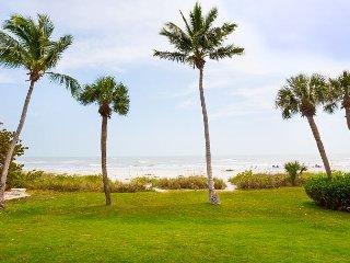 Gulf front ground floor walk out - Sanibel Island vacation rentals