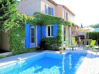 Esterel, St Jean-de-Cannes Var, Villa 6p, private pool, 5 ml from the beach - Saint-Jean-de-Cannes vacation rentals