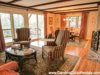 Elegant 3BR in Hound Ears Community with Open Living Area, Lots of Natural - Boone vacation rentals