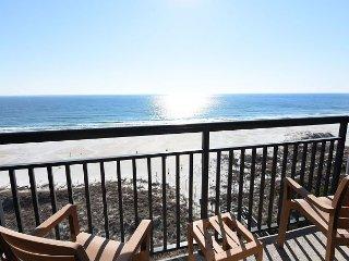 Shell 807 - Beautiful oceanfront 8th floor condo. Oceanfront, sleeps 4. - Wrightsville Beach vacation rentals