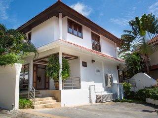 Very Private Gated Beachside Development - Plai Laem vacation rentals