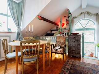 The Attic Studio - London vacation rentals