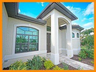3 bedroom House with A/C in Cape Coral - Cape Coral vacation rentals