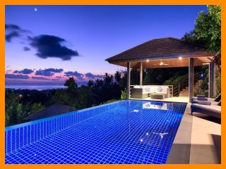 1206 - Infinity edge pool and panoramic seaview - Nathon vacation rentals