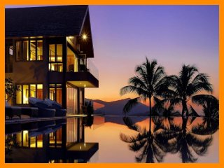 6149 - Seaview luxury with Thai chef service included - Mae Nam vacation rentals