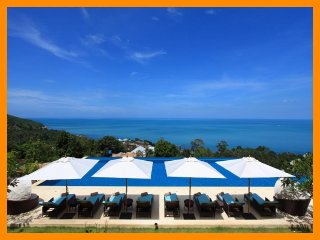 5142 - Seaview luxury with Thai chef service - Bophut vacation rentals